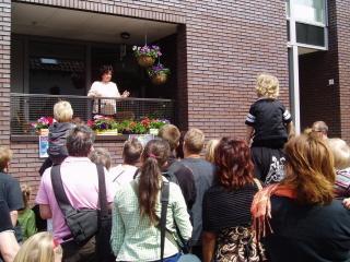 Elfstedentocht in Tilburg 1